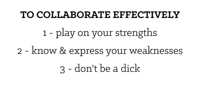 Brittney Roy's top three things about collaboration